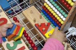 Autism affects motor skills, study indicates