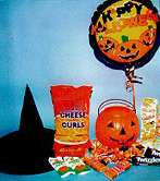 Avoid scary calorie counts this halloween
