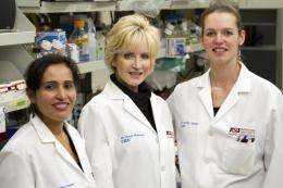 Beneficial bacteria may help ward off infection