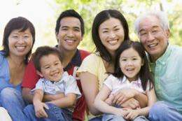 Bilingual immigrants report better health than speakers of one language