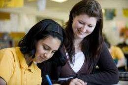 Bridging the gender-gap in maths