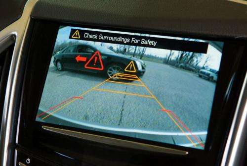 'Virtual bumpers' can help avoid crashes