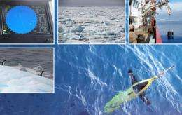 Caltech oceanographer tests new technology at the bottom of the Earth