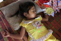 Cambodian deaths tied to common child illness