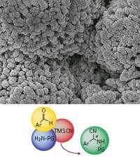 Catalysis: Putting cyanide to work