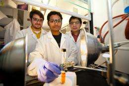 Chemists harvest light to create 'green' tool for pharmaceuticals