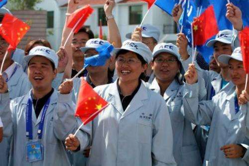 China launched its most ambitious space mission to date, sending its first female astronaut to the final frontier
