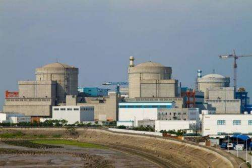 China Nuclear Engineering Co. has passed an environmental inspection required before its initial public offer