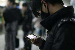 Chinese video websites in court as industry grows (AP)