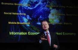 Cisco CEO hopes to create jobs for Israeli Arabs