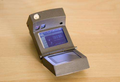 Cognitive researcher designs and builds a real-world modular working tricorder