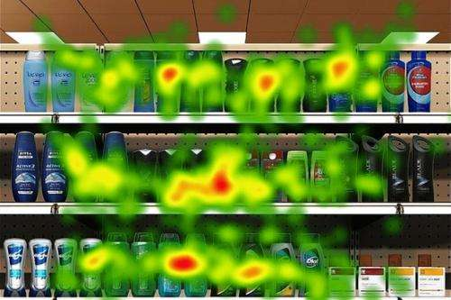 Consumer product giants' eye-trackers size up shoppers