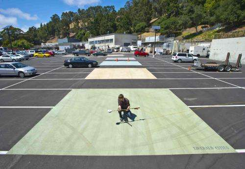 'Cool pavement' technologies studied to address hot urban surfaces