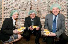 Cracking idea for egg shell recycling gets Food and Drink iNet support at Easter