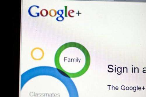 Custom Google+ page addresses were rolled out to a limited number of profiles, the company said in a blog post