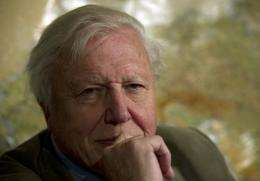 David Attenborough was chosen for his renowned ability to make science accessible over a career spanning six decades