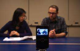 Design eye for the science guy: Drop-in clinic helps scientists communicate data