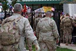Despite access to care, male veterans in poorer health than civilian men