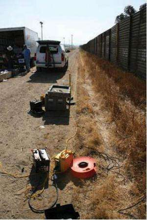 Detecting tunnels using seismic waves not as simple as it sounds