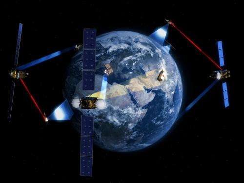EDRS space network ready  to go ahead