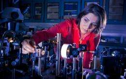 Electrical engineers build 'no-waste' laser