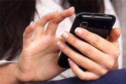 Electronic devices with reminders make sticking to diets easier