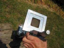 Emerging optics technology to fly on microsatellite