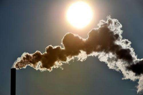 Emissions will likely hit 58 billion tonnes in eight years, according to a report from 55 climate scientists.