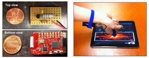 Rutgers team has ring prototype for touch authentication
