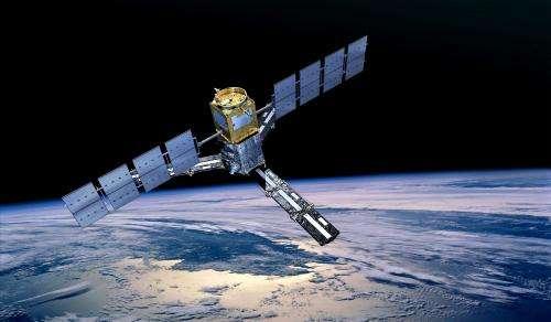 ESA satellites looking deeper into sea ice
