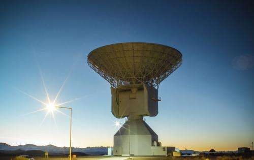 ESA's powerful new tracking station ready for service