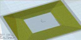Exotic material boosts electromagnetism safely