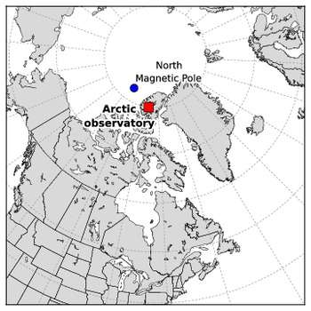 Extremely cool astronomy: Searching for exoplanets from the Canadian High Arctic