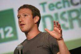 Facebook users have been shifting from accessing the  network on desktops or laptops to smartphones and tablets