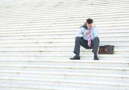 Faced with job loss? Perception is everything