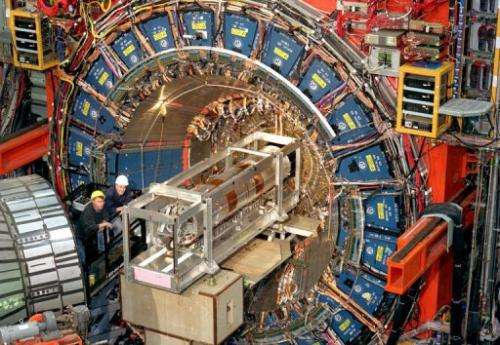 Fermilab scientists will announce their latest Fermilab Higgs bosun search results on Monday