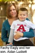 For new mom with aphasia, 'Giving up was not an option'