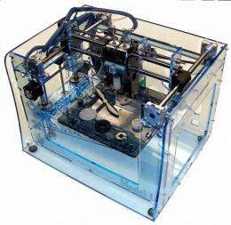 From ventriloquist's dummies to turkey dinners, 3-D printing is heading home
