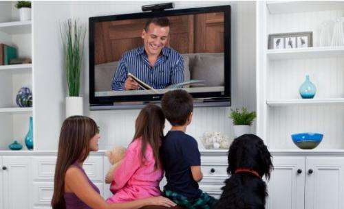 Review: TV video-calling gadget costs too much for too little