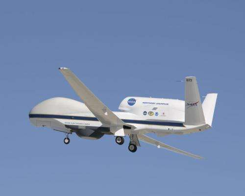 Unmanned NASA Storm sentinels set for hurricane study