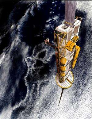 Going up? Kickstarter hopefuls raise space elevator cash