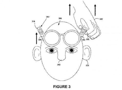 Google Glass theft-protector is granted patent