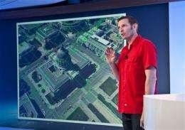 Google touts maps amid reports of Apple setback