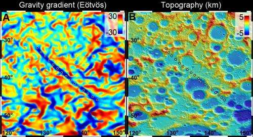 GRAIL creates most accurate Moon gravity map (w/ video)
