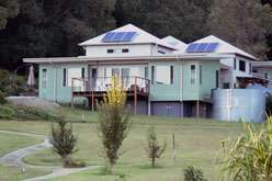 Green homes use 80 per cent less energy