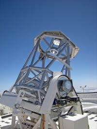 GREGOR telescope: Zooming in on the sun
