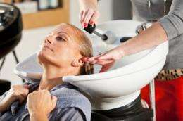 Hairdressers reluctant to claim