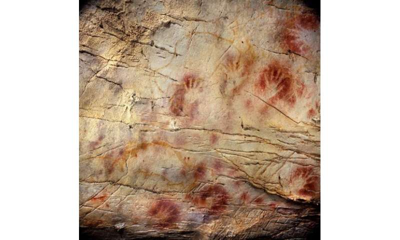 Iberian paintings are Europe's oldest cave art, uranium-series dating study confirms
