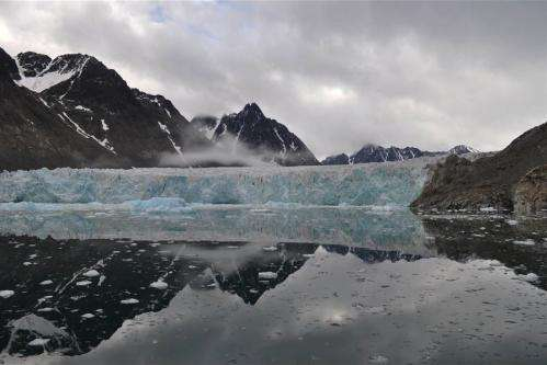 High-Arctic heat tops 1,800-year high, says study