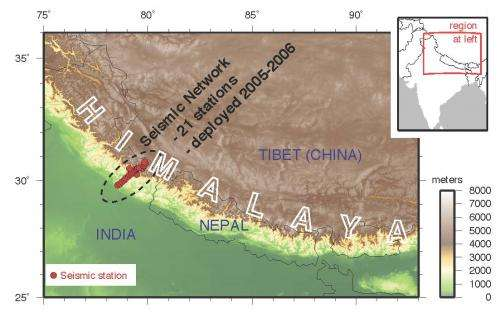 Himalayas and Pacific Northwest could experience major earthquakes, geophysicists say